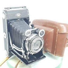 *Zeiss Ikon Super Ikonta 531/2 camera Novar-Anastigmat 10.5cm f/3.5 TESTED #489