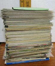 (Pl-153) Lot of 450 Foreign Postcards Street & Town Views, Landscape, & More