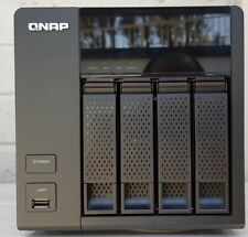 QNAP TS-412 NAS 8TB (4 X 2TB)  WD RED Network Attached Storage
