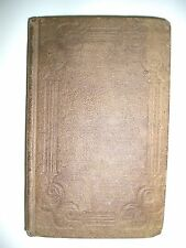 1840 Life and Suffering of Escaped English Soldier, Later Minister, Illustrated