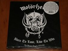 "MOTORHEAD THE BRONZE SINGLES 1978-1981 BOX 7x 7"" VINYL SET LTD 1500 COPIES! New"