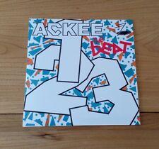 """El beat Ackee 1-2-3 Foto Manga 2015 euro 7"""" Single Ska Nueva Ola"""