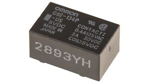 G6E-134P-US-5DC Semiconductor - CASE: Standard MAKE: OMRON pack of 3