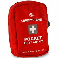 Lifesystems Pocket First Aid Kit - Great for Holidays, Travel
