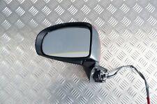 Toyota Prius 2010//2015 Lado Izquierdo No Powerfold Negro Indicador Eléctrico Calentado,
