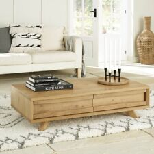 Wooden Coffee Tables For Sale Ebay