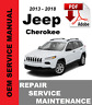 JEEP CHEROKEE LATITUDE TRAILHAWK 2014 2015 2016 SERVICE REPAIR WORKSHOP MANUAL