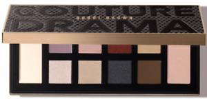 NIB LED Molten Couture Drama Eyeshadow Palette, 10 EYE SHADOWS