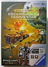 RAVENSBURGER SNAP TOY SPACE HAWK ESCAPE FROM THE FADING STAR EXPANSION SET NEW!
