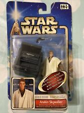 Star Wars Episode 2 Attack of The Clones Anakin Skywalker Figure Hasbro