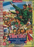 GMT GAMES - CUBA LIBRE Castro's Insurgency 1957-1958 third printing