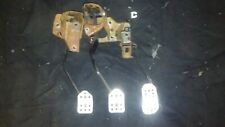 92-95 civic 5 speed pedal set sparco used
