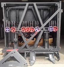 L' Acoustics  L-A V-DOSC BUMP - US fly frames  2 units with steel cart