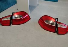 Rear light pair for kia rio 2011 to 2015 model none led