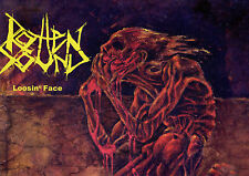 ROTTEN SOUND - LOOSIN' FACE LP (1996) FINLAND CRUST-PUNK / GRINDCORE