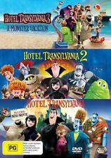 Hotel Transylvania - 1 2 and 3 DVD
