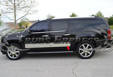 2007-2014 Cadillac Escalade SUV Longer ESV Rocker Panel Trim Body Side Molding