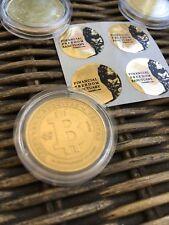 Delos Coins (Set of 4) - Thales Mint / DIY Hologram (not Casascius / Lealana)