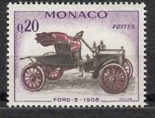 TIMBRE MONACO NEUF N° 564 *  VOITURE  FORD S 1908