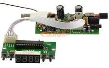 12V Digital LED BH1415F FM Radio PLL Stereo FM Transmitter Module 87-108MHZ 100M