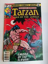 Tarzan Lord Of The Jungle #15 Marvel Comics 1978 Bronze Age Cents