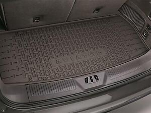 2020 OEM Lincoln Aviator Cargo Mat Tray Liner for Behind 3RD Row w/ Logo
