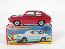 Mercury Toys Italy Fiat 850 Coupe No.44 Diecast Model Car Red