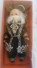 BAMBOLA PELUCHE PORCELLANA COLLEZIONE PINOCCHIO MEDORO porcellain doll vintage