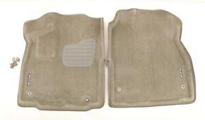 NEW Lund Catch-All Floor Mat Set Front Gray 604744 Honda Odyssey 1999-2004