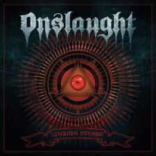 ONSLAUGHT - Generation Antichrist - Digipak-CD - 884860326421