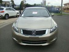 HONDA ACCORD LEFT DRIVESHAFT AUTO 2.4LTR 8TH GEN (VIN MRHCP) 02/08-04/13