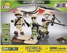 COBI Historical Collection Afrika Korps Set of Figures