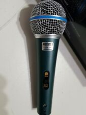 Beta 58A Professional Dynamic Vocal Microphone