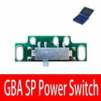 Power Switch Replacement Repair Parts For GBA SP Game Boy Advance Game Console