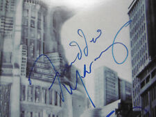 "Freddy Mercury ""Queen"" & Giorgio Moroder signed LP-Cover ""Metropolis"" Vinyl ACOA"