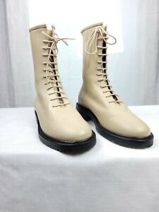 Legres Leather Ankle Boots  made in Italy size 36