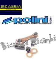10240 - BIELLA ALBERO MOTORE POLINI GILERA 50 DNA ICE EASY MOVING RUNNER SP