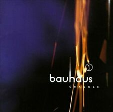 NEW Crackle: The Best Of Bauhaus (Audio CD)