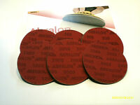BOWLING ACCESSORIES - BALL RESURFACING PACK - 6 ABRALON PADS FROM 180 TO 3000