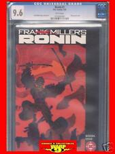 RONIN #1 CGC 9.6! FRANK MILLER! SOON TO BE MOVIE! 300!