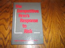 The Competitive Firm's Response to Risk by Lindon J. Robison and Peter J....