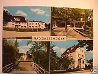 Ansichtskarte Bad Sassendorf 1973