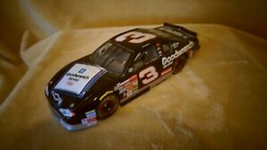 1/24 DIE CAST HASBRO (WINNER'S CIRCLE)  2000 # 3 DALE EARNHARDT  BLACK