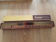 Vintage Herwiga Blockflöte, soprano flute
