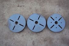 """Delta Rockwell Wood Lathe 6"""" Face Plate DDL179 EACH $60 QUANTITY: 2"""
