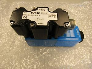 Eaton Vickers KBCG-3-40D-Z-M1-2-A-PE7-H1-11 Hydraulic Proportional Valve