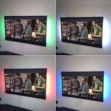 Colour Changing TV Back Light LED RGB Flexible Strips USB Powered Powermaster