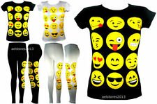 Vêtements T-shirt col rond pour fille de 7 à 8 ans
