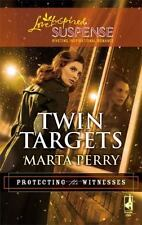 Twin Targets by Marta Perry (2010, Paperback)