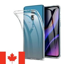 For OnePlus 7 Clear Case - Thin Soft TPU Transparent Cover
